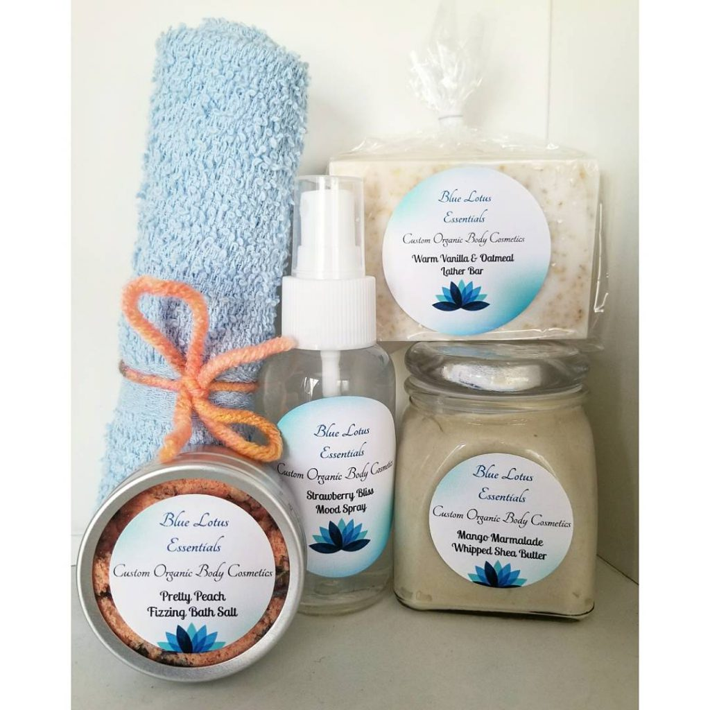 Blue Lotus Essentials Sampler Bag